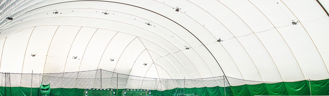 Sport Halls s.c. Pneumatic constructions – balloons
