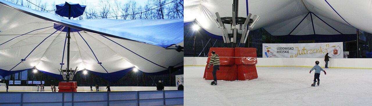 Sport Halls s.c. Halls for ice rinks