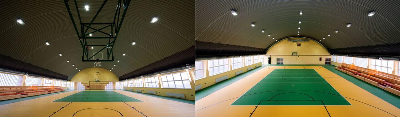 Sport Halls s.c. School sport halls