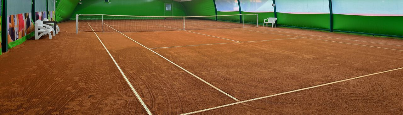 Sport Halls s.c. Synthetic clay courts