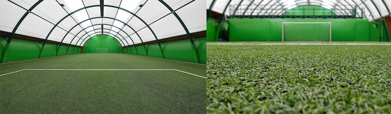 Sport Halls s.c. Artificial grass surfaces