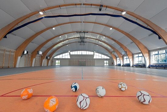 Sport Halls - Sport Halls