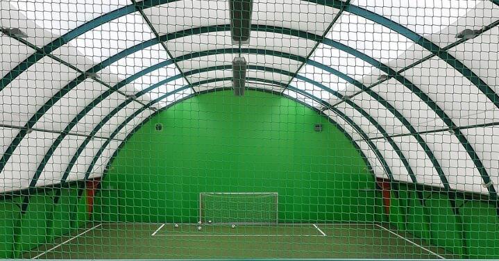 Football halls