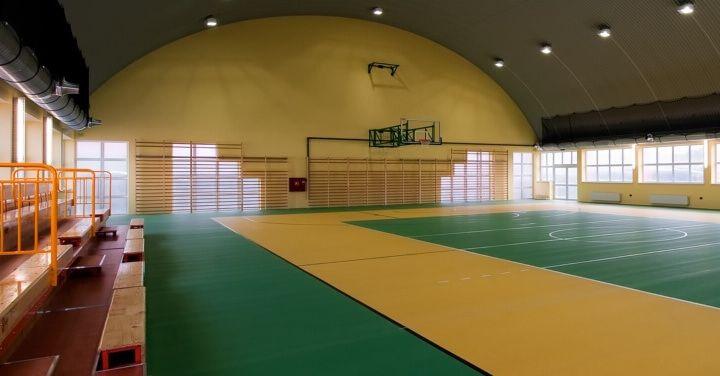 School sport halls