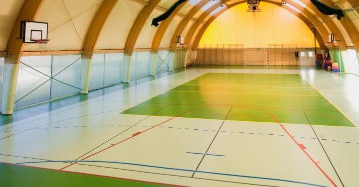 Polyurethane sports surfaces