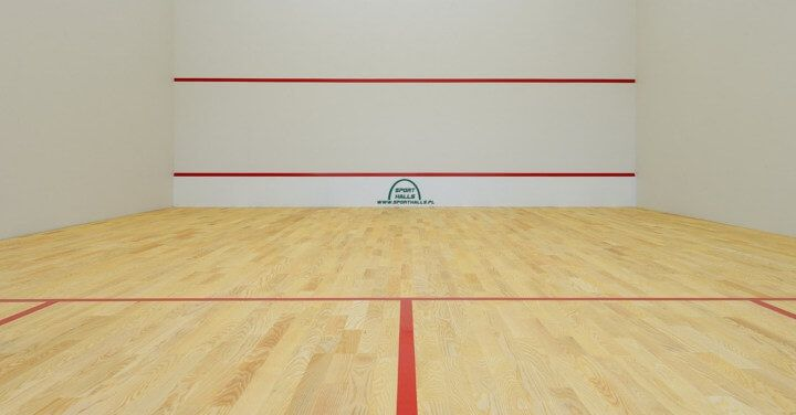 Squash halls and cages